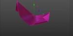 X-Particles 4 : mettre en place une simulation de tissu basique