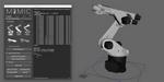 Mimic : un plugin Maya pour contrôler les robots industriels