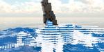 Créer un océan de blocs sous Maya, avec MASH et Bifrost