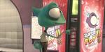 Darrel : un caméléon dans le métro