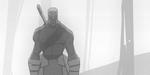 Zed - Death Mark, séquence de combat en animation 2D par Ryan Woodward