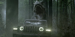 Jeep Jurassic : Tippett Studio fait echo au plan mythique de Jurassic Park