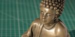 Scan 3D et impression 3D : création d'une statue avec rendu bronze