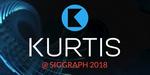 SIGGRAPH 2018 : Texels présente Kurtis 2.0