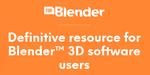CGAxis lance une boutique de modèles pour Blender et Cycles