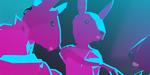 Des lapins dansants dans le nouveau clip d'Electro Deluxe