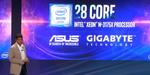 Xeon W-3175X : 28 coeurs chez Intel