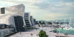 Visualisations architecturales pour Zaha Hadid Architects, par Revolution Studio