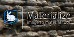Materialize, nouvel outil de génération de matériaux