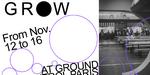 GROW.Paris : code et créativité se rencontreront du 12 au 16 novembre