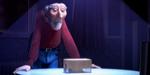 La Boîte : un vieil homme et une souris dans un court de l'ESMA