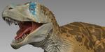 ZBrush : dinosaure anatomiquement réaliste