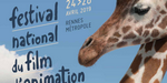 Festival national du film d'animation, du 24 au 28 avril à Rennes