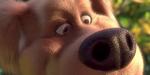 Un chien et un escargot dans un spot Zombie Studio
