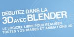 SiteDuZero : sortie d'un livre sur Blender