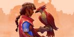 Falcon Age : incarnez une experte en fauconnerie dans un jeu vidéo