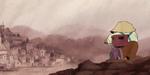 Walter : une quête poétique dans le désert (court CalArts)