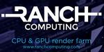Ranch Computing annonce des promotions sur ses offres de rendu dans le cloud
