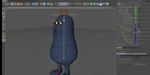 Tutoriel : rigging et animation dans Cinema4D