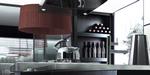 Chrome Kitchen, par BlackHaus