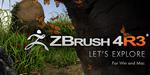 Pixologic lance ZBrush 4R3