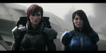 Mass Effect 3 : Take Earth Back version FemShep... Et version littérale