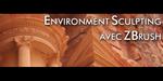 Thomas Roussel : ateliers Maya-Unity, environnements sous Zbrush