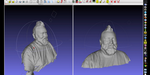 Tutoriel : nettoyer un scan 3D