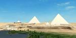 Dassault Systèmes : visite virtuelle de  Gizeh en 3D