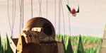 Colosse - A Wood Tale : marionette et 3D