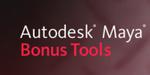Maya : les Bonus Tools 2013 disponibles