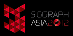 SIGGRAPH Asia 2012 : retour  Singapour fin Novembre