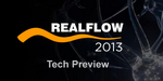 RealFlow : Aperçu de la version 2013