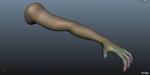 Retour sur le Pose BlendShape Editor de Maya 2013