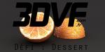 Défi 3DVF - Dessert : à vos votes !