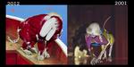 Nostalgie : évolution des animaux 3D chez Rhythm & Hues