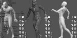 Pose Tool : mannequin virtuel sous iPhone et Android