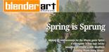 Blender Art Magazine, sortie du numéro 32