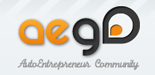 Aego.fr, communauté dédiée aux Auto-Entrepreneurs
