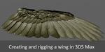 Rigger une aile dans 3ds Max