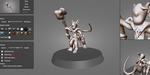 Skimlab : modélisation 3D avancée en WebGL
