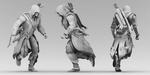 Jonathan Cooper : démoreel animation - Ubisoft Montréal