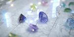 Rigid Gems : raytracing hybride temps réel sous DirectX 11