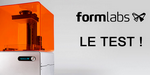 Impression 3D : la Form1 de Formlabs en test