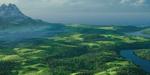 Conrad Allan : création d'un paysage sous Vue