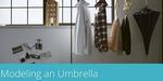 Modéliser un parapluie avec Marvelous Designer