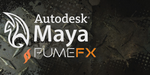 Débuter rapidement sous Maya FumeFX (MAJ)