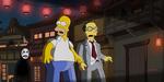 Les Simpsons : hommage à Miyazaki