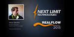 Next Limit : webinar sur RealFlow 2013 et Hybrido 2