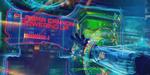Hybride : hologrammes et motion graphics pour Pacific Rim